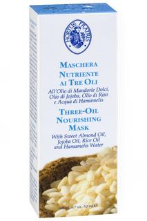 Питательная маска с маслами Hortus Fratris