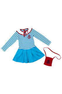 Комплект: платье, сумочка Апрель