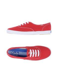 Низкие кеды и кроссовки Keds