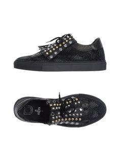 Низкие кеды и кроссовки D+