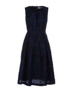 Платье до колена MantÙ