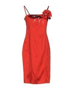 Платье до колена Krizia