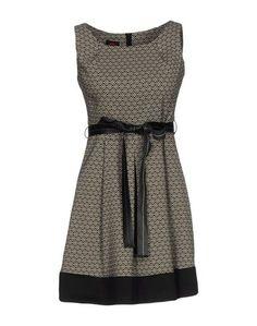 Короткое платье Vapoforno Milano