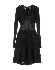 Платье до колена Alexandre Vauthier