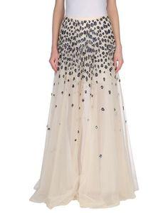 Длинная юбка Elisabetta Franchi Gold