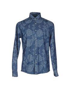 Джинсовая рубашка Deperlu