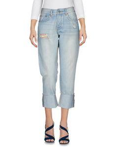 Джинсовые брюки-капри Scout