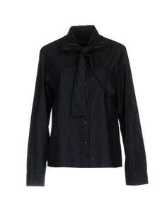 Джинсовая рубашка Shiki