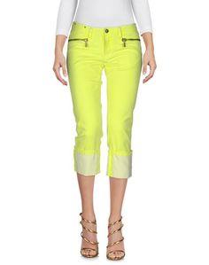 Джинсовые брюки-капри Versace Jeans Couture