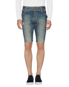 Джинсовые бермуды MET IN Jeans