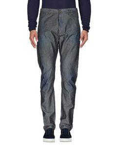 Джинсовые брюки D.A.D. Denim ART Dept.