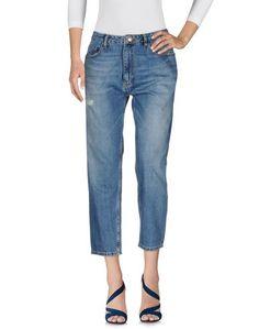 Джинсовые брюки Aalto