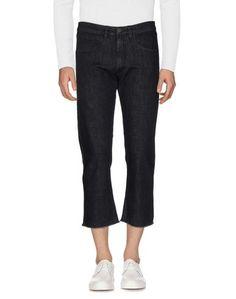 Джинсовые брюки-капри Bonsai