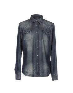 Джинсовая рубашка Fifty Four