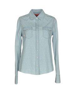 Джинсовая рубашка Manila Grace Denim