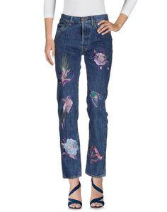 Джинсовые брюки Aries