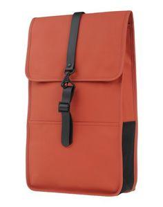 Рюкзаки и сумки на пояс Rains