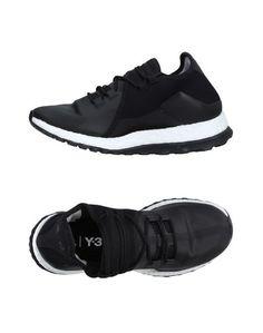 Низкие кеды и кроссовки Y-3
