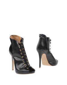 Полусапоги и высокие ботинки Alberto Moretti