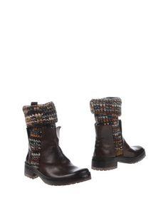 Полусапоги и высокие ботинки Materia Prima BY Goffredo Fantini