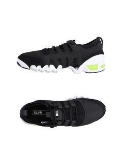 Низкие кеды и кроссовки Adidas Slvr