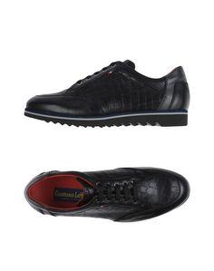 Низкие кеды и кроссовки Gianfranco Lattanzi