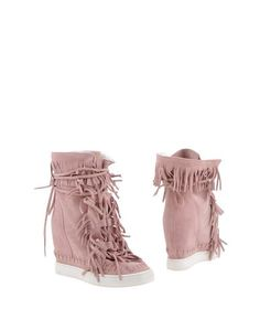 Полусапоги и высокие ботинки Giselle Moire Paris
