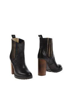 Полусапоги и высокие ботинки Ouigal