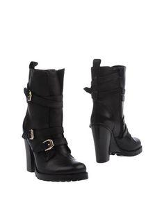 Полусапоги и высокие ботинки Versace Jeans