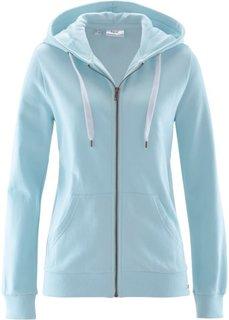Трикотажная куртка (полярно-мятный) Bonprix