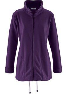 Флисовая куртка (темно-лиловый) Bonprix