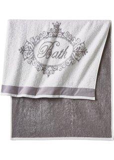 Полотенце для рук Ванная комната (кремовый) Bonprix