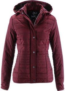 Стеганая куртка на ватной подкладке (кленово-красный) Bonprix