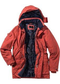 Куртка Regular Fit (красный/темно-синий) Bonprix