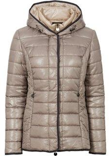 Куртка (золотистый металлик) Bonprix