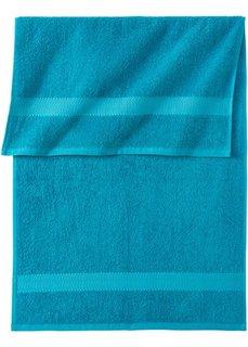 Полотенце для рук Ноа (сине-зеленый) Bonprix