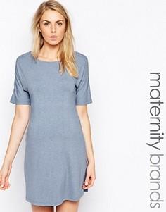 Джинсовое платье Isabella Oliver - Синий
