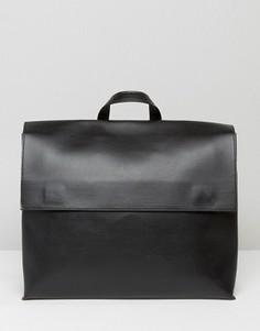 Черный рюкзак Pieces - Черный