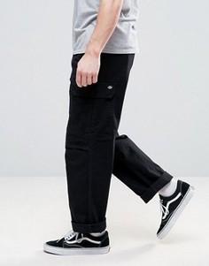 Прямые брюки карго Dickies - Черный