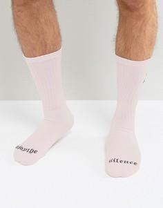Розовые носки Wasted Paris Loveless Rose - Розовый