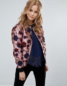 Куртка из парчи Glamorous - Розовый