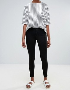 Зауженные джинсы Bethnals Pete - Черный