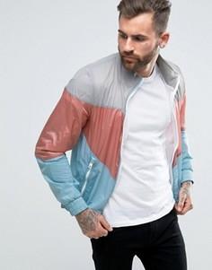 Спортивная куртка Diesel J-THACH - Синий