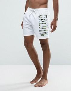 Шорты для плавания Calvin Klein ID Intense Power Plus - Белый
