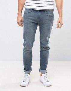 Серые джинсы скинни Lee Luke - Серый