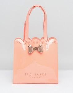 Маленькая сумка с бантиком Ted Baker Ellicon - Красный