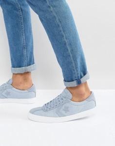 Синие кроссовки Converse Breakpoint 155583C - Синий