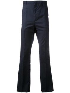 укороченные классические брюки Lanvin