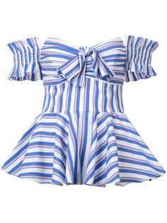 striped blouse Caroline Constas