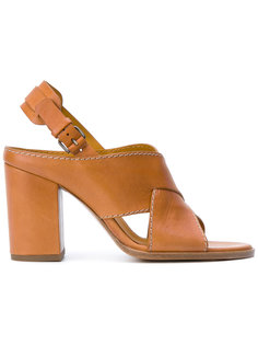 crossed strap sandals  Veronique Branquinho
